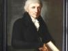 Gottlob Wilhelm Morff (1771-1857): Porträt Bernhard Denzel 1811