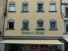 Bäckerei Mohr in der Küferstraße (© MS)